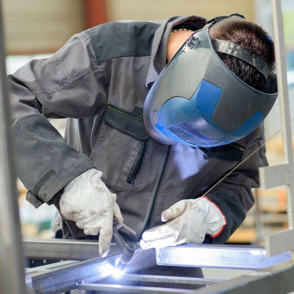 Título Profesional Básico en Fabricación de Elementos Metálicos
