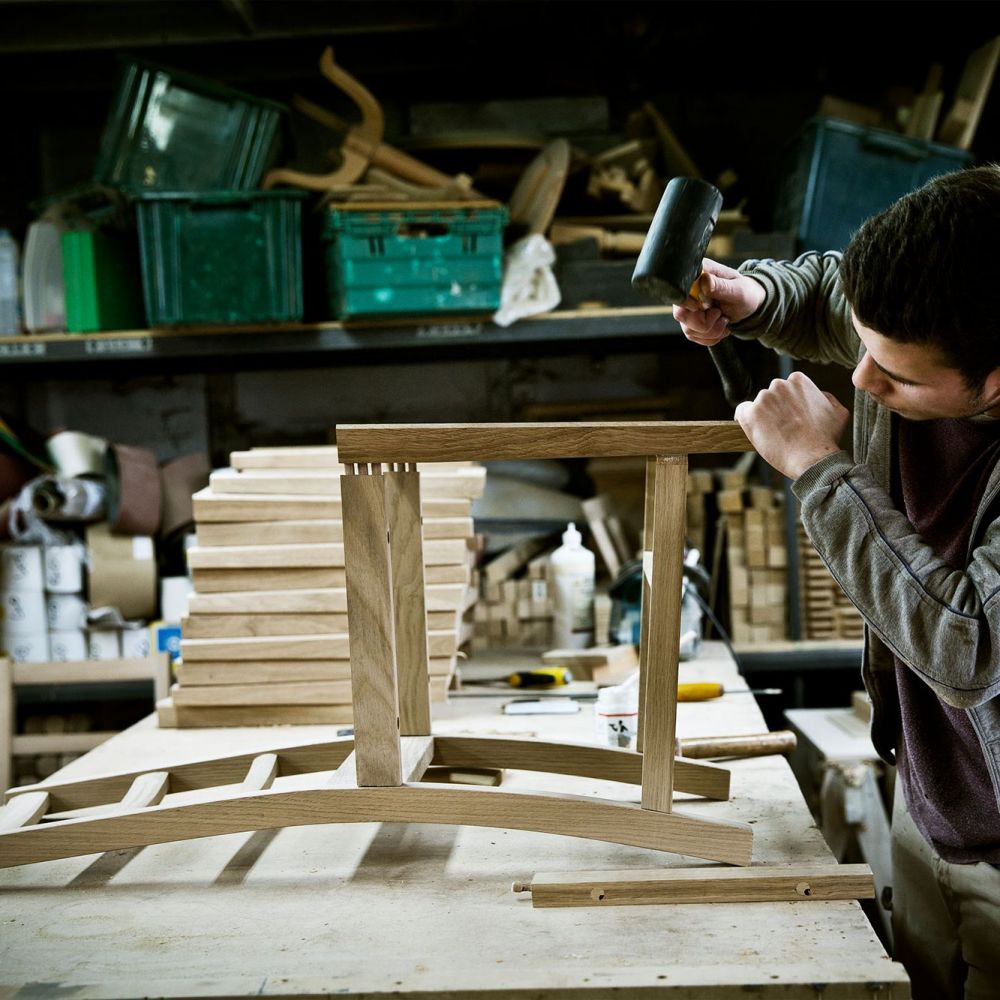 Título Profesional Básico en Carpintería y Mueble