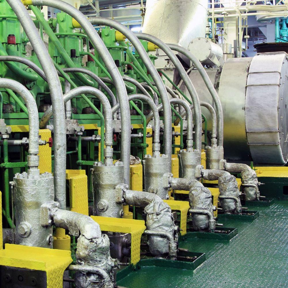 Técnico Superior en Organización del Mantenimiento de Maquinaria de Buques y Embarcaciones