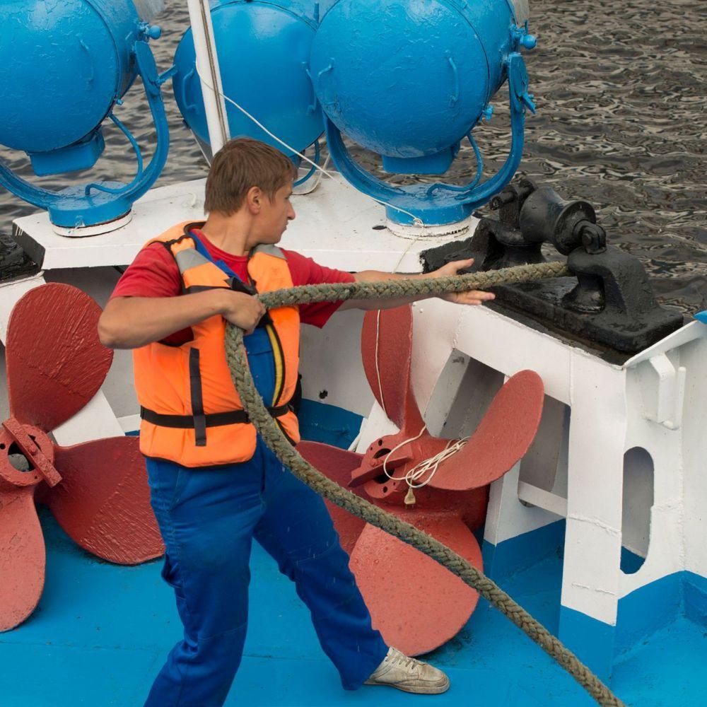 Título Profesional Básico en Actividades Marítimo-Pesqueras