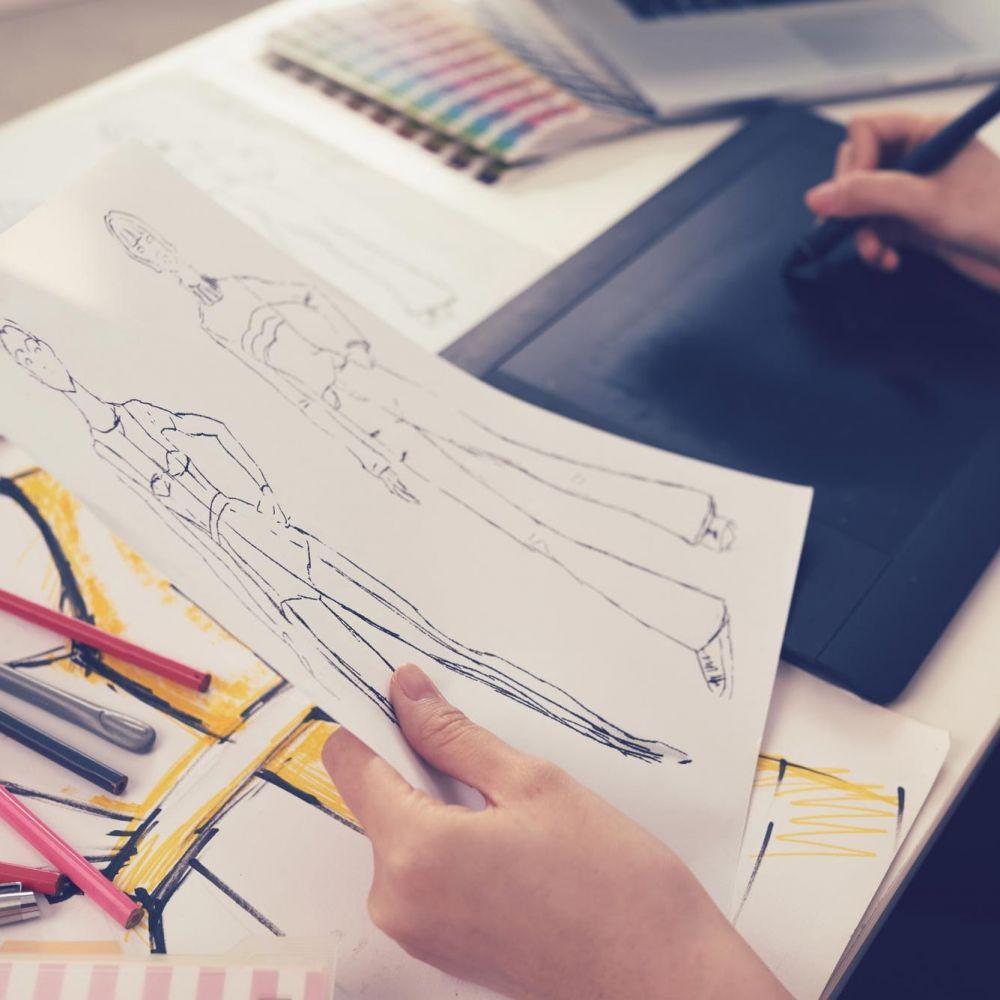 Técnico Superior en Patronaje y Moda